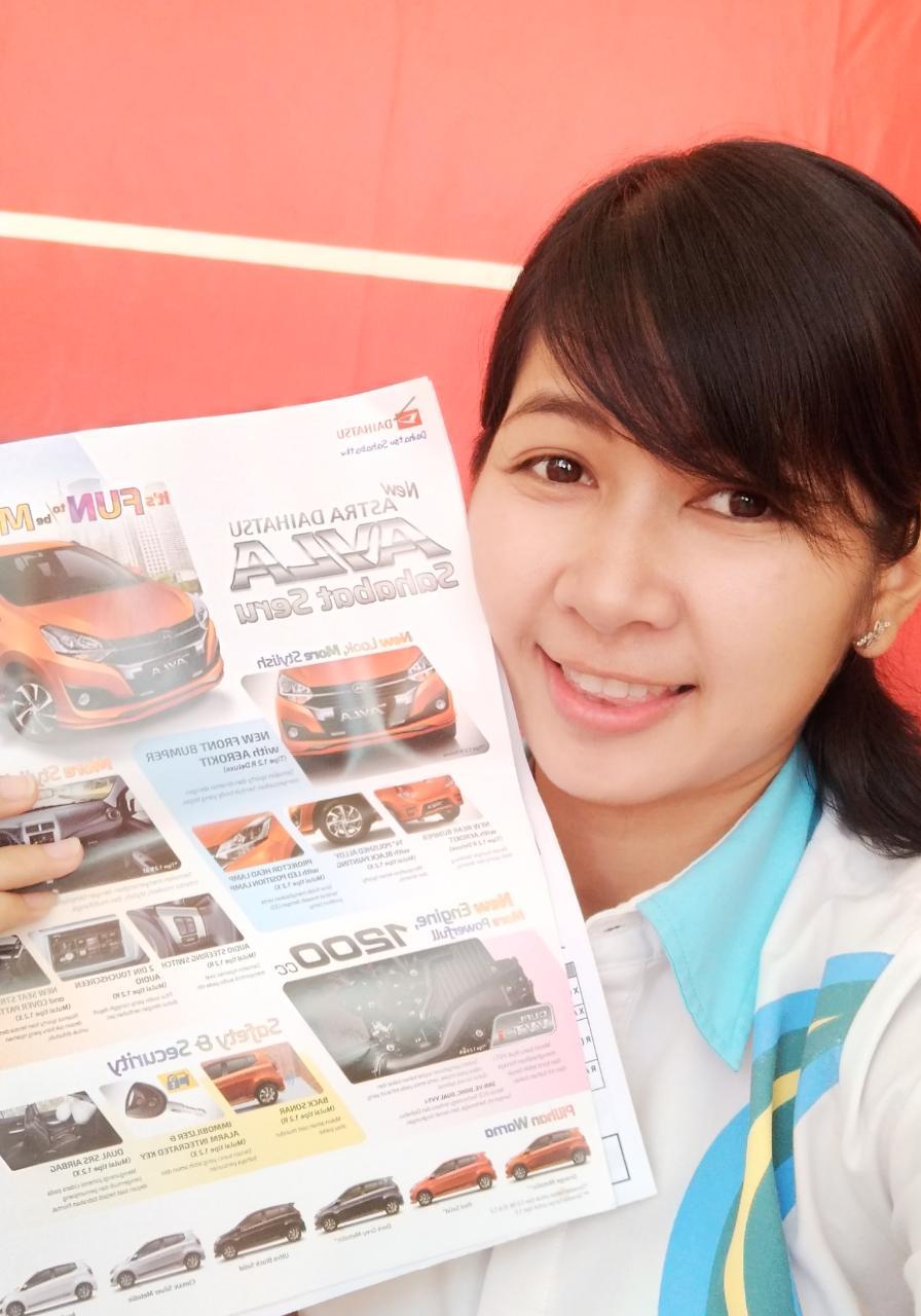 Sales Marketing Mobil Dealer Daihatsu Dessy