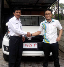 Sales Marketing Mobil Dealer Daihatsu Pati Arief