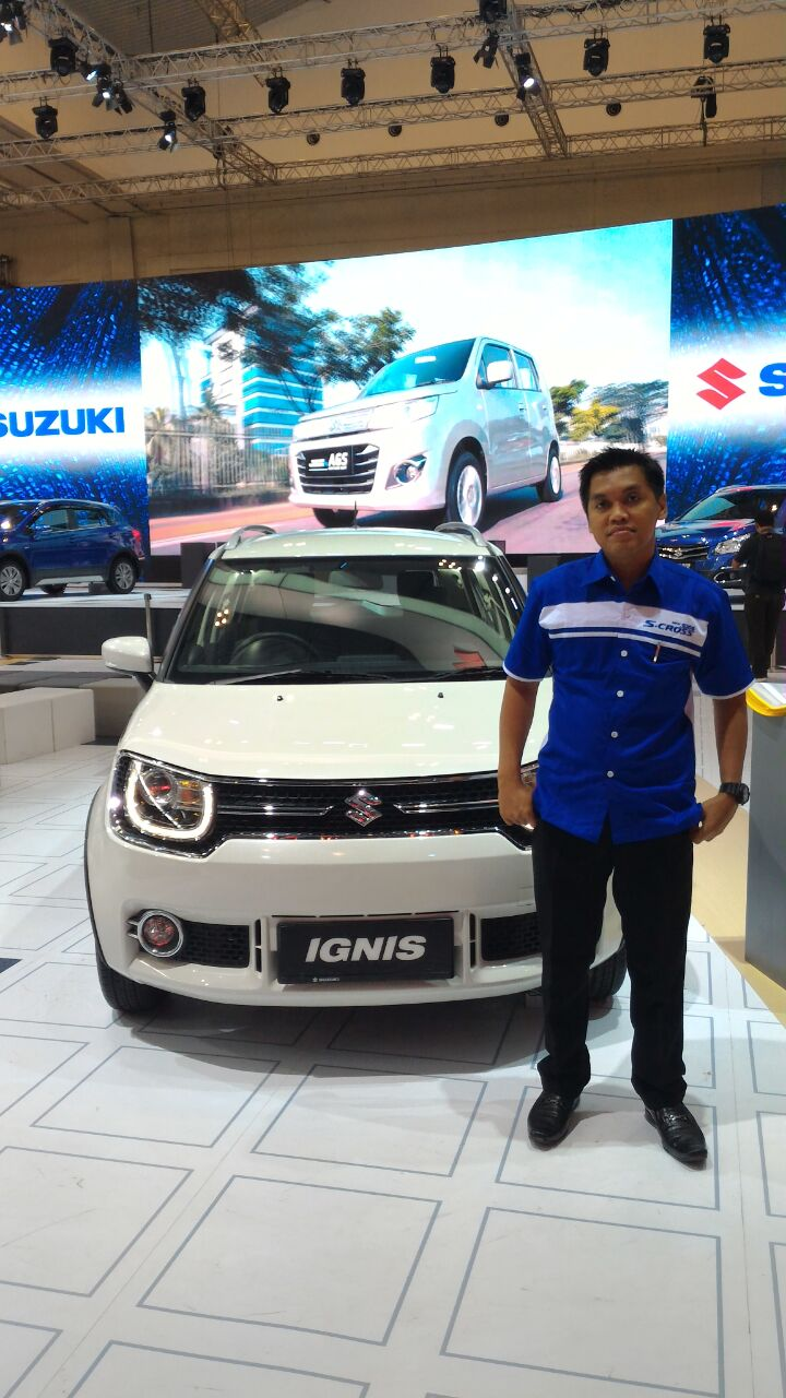 Sales Marketing Mobil Dealer Suzuki Kalimalang Agung