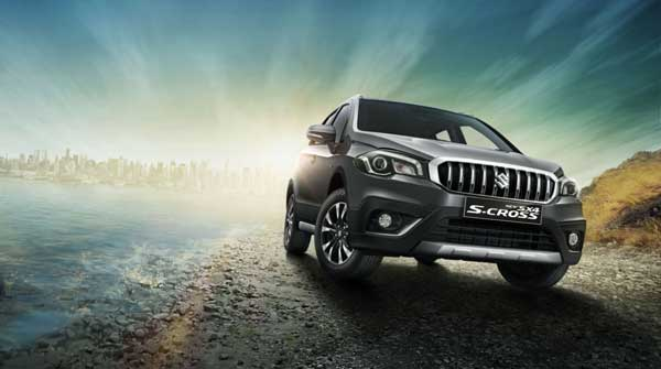 All New SX4 S-Cross