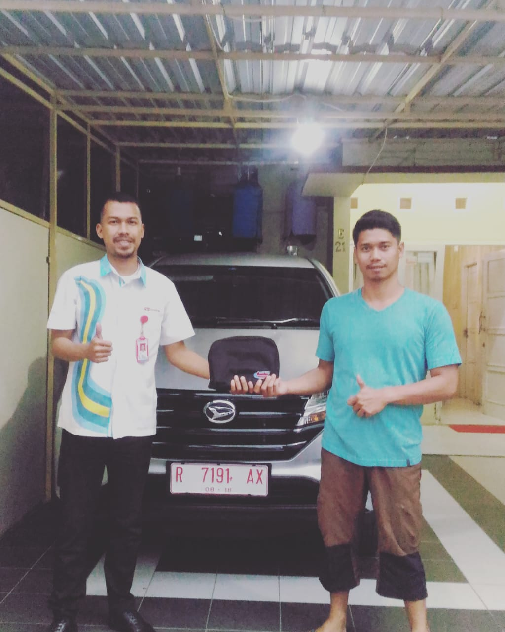 Sales Marketing Mobil Dealer Daihatsu Rudi