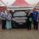 DO 2 Sales Marketing Mobil Dealer Suzuki Agung