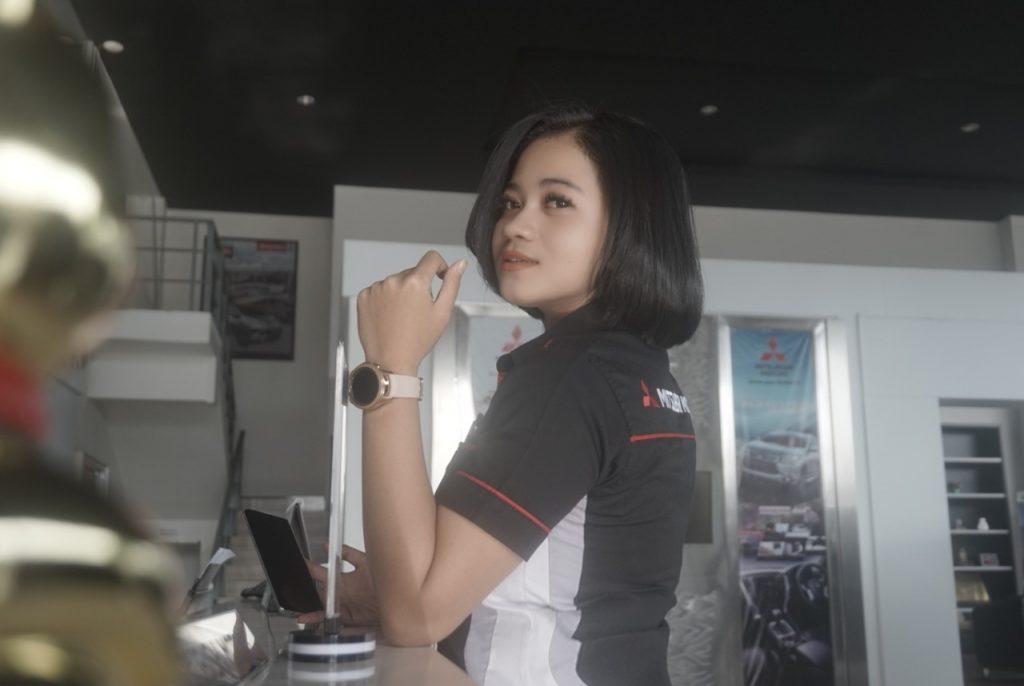 Sales Mitsubishi Cilacap